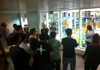 Agile sprint planning