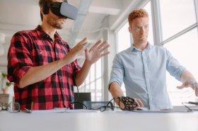 VR app development in Chicago